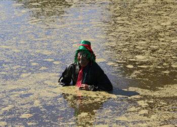 Vodník a říkají mu Jirka