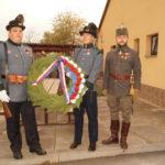 8.zeměbranecký pěší pluk,III.prapor Benešov Jiří Otradovec,Jaroslav Hruška a Lukáš Pavlík