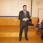Mgr.Michal Sejk , ředitel státního archivu