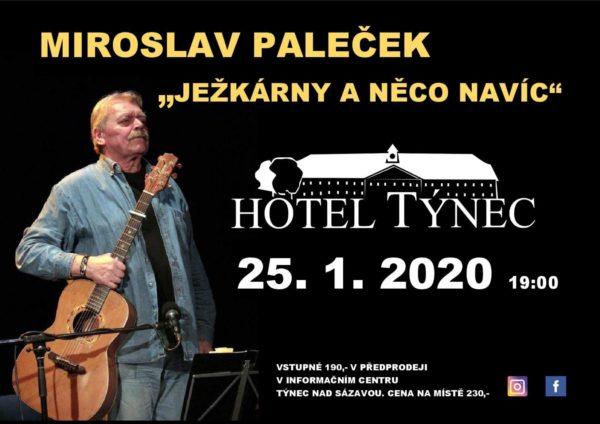 Miroslav Paleček- Ježkárny